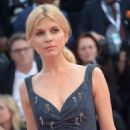 Clemence Poesy – 'First Man' Premiere and Opening Ceremony at 2018 Venice International Film Festival in Venice - 454 x 682