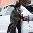 Jenna Dewan Tatum – Arriving at yoga class in Studio City