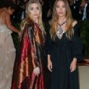 Mary-Kate and Ashley Olsen – 2018 MET Costume Institute Gala in NYC - 454 x 740