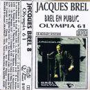 Brel En Public - Olympia '61