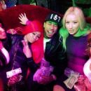 Blac Chyna and Tyga Celebrating New Years Eve in Las Vegas - December 31, 2012 - 454 x 454