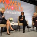 Lesley Stahl With Condoleezza Rice - 454 x 302