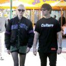 Sophie Turner and Joe Jonas – Shopping at Lorenzo in West Hollywood