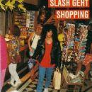 Renee Suran and Slash - 454 x 568