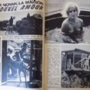 Kim Novak - Cine Revue Magazine Pictorial [France] (7 December 1967) - 454 x 288