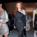 Bella and Dani Thorne – Sherri Hill Fashio Show in NYC