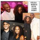 Tyler Perry and Gelila Bekele - 430 x 437