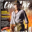 Harrison Ford - Ciné Live Magazine [France] (March 2008)
