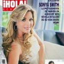 Sonya Smith - Hola! Magazine Cover [Ecuador] (21 May 2014)