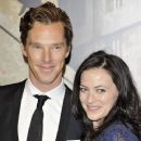 Benedict Cumberbatch and Lara Pulver