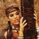 Shana Zadrick - Vogue UK March 1992 - 441 x 700