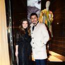 Bedri Güntas & Pelin Karahan attend Prada invitation promotion
