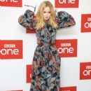 Ellie Bamber – BBC One Les Miserables Photocall in London - 454 x 681