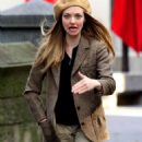 Amanda Seyfried – Filming the 1970s Thriller 'Things Heard and Seen' in NY - 454 x 953