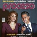 Angelica Rivera and Enrique Peña Nieto