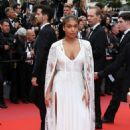 Lori Harvey – 'Sorry Angel' Premiere at 2018 Cannes Film Festival