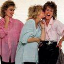 Jessica Lange, Goldie Hawn, Jane Fonda