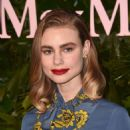 Lucy Fry – Max Mara WIF Face Of The Future in Los Angeles - 454 x 563