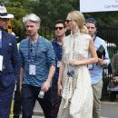 Poppy Delevingne – Wimbledon Tennis Championships 2019 in London - 454 x 693