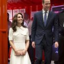 The Duke & Duchess of Cambridge :  Meet Young Entrepreneurs