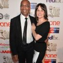Joe Morton and Nora Chavooshian - 379 x 594