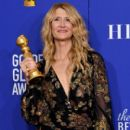 Laura Dern At The 77th Annual Golden Globes (2020)