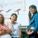 Michelle Burke, Deena Martin And Christine Harnos In Dazed And Confused (1992).