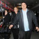 Jessica Simpson - February 11, 2009: At La Guardia Airport In NYC