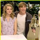 Katelyn Tarver and Kendall Schmidt