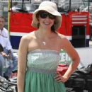Ashley Judd - Honda Indy Race In Toronto July 18, 2010