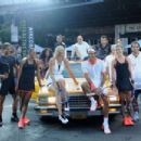 Nadal, Federer, Sharapova, Serena, Agassi, Sampras - Nike Event Photo New York City - 454 x 302