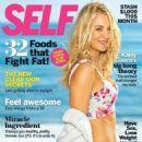 Kaley Cuoco: Self Magazine's January 2013 issue