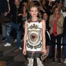 Diane Kruger – Arriving for the Dior Dinner in Cannes