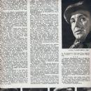 Innokentiy Smoktunovskiy - Sovetskii Ekran Magazine Pictorial [Soviet Union] (14 May 1962) - 454 x 605