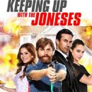 Keeping Up with the Joneses (2016) - 454 x 682