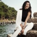 Hande Subasi for Park Bravo Fall/Winter  2013 Ad Campaign - 454 x 270