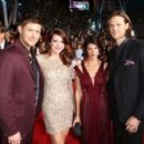 Genevieve Padalecki-January 9, 2013- Peoples Choice Awards