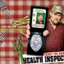 Larry The Cable Guy:  Health Inspector Wallpaper