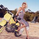 Selena Gomez – Harper's Bazaar Magazine (March 2018) adds - 454 x 475