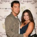 Lance Bass and Danielle Fishel - 320 x 480