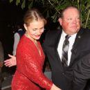 Cameron Diaz – Leaving Gwyneth Paltrow Black Tie Event in LA - 454 x 681