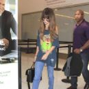 Selena Gomez Arrives at LAX airport in Los Angeles July 10 ,2016