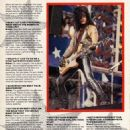 Nikki Sixx - Song Hits Magazine Pictorial [United States] (January 1990)