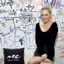 Kelsea Ballerini visiting Music Choice in NYC