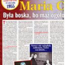 Maria Callas - Rewia Magazine Pictorial [Poland] (18 September 2019)