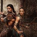 Crixus and Naevia - 454 x 303