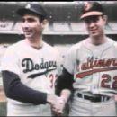 Sandy Koufax & Jim Palmer