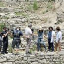 Megan Fox – Visits Troy Ancient City in Canakkale