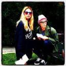 Ashley Benson and Tyler Blackburn