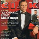 Daniel Craig - Ciak Magazine Cover [Italy] (October 2006)